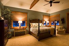 Luxurious interior design