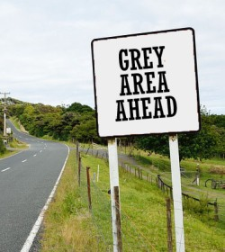 grey area ahead