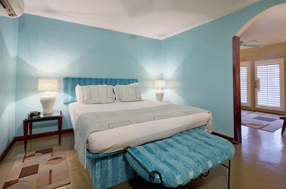 Pastel Blue Master Bedroom Design Matched With White Propertylogy Classy Blue Master Bedroom