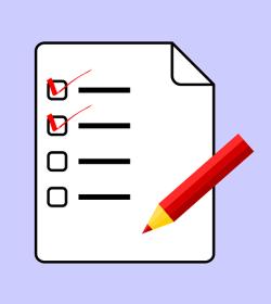 renovate checklist