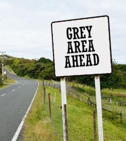 grey area ahead