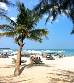 thailand beach city of smiles
