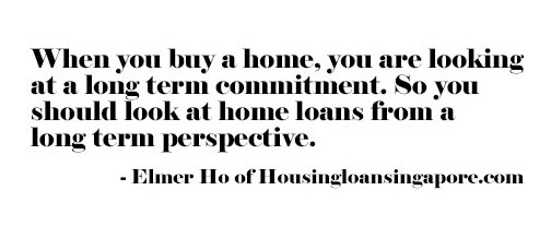 when you buy a home